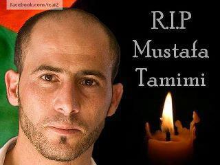 Mustafa Tamimi: A courageous Palestinian has died, shrouded in stone