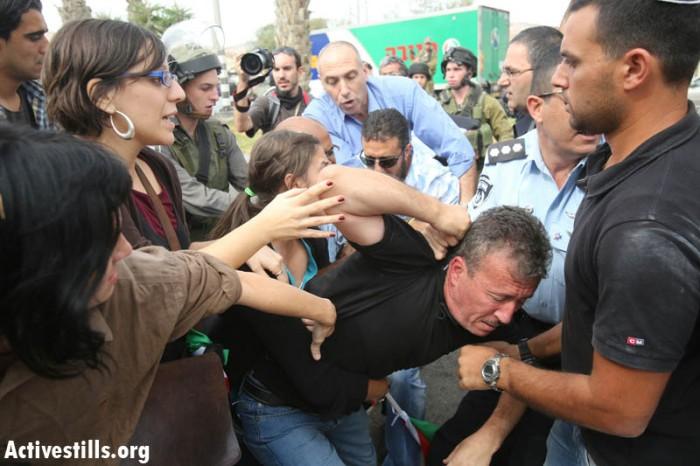 bassem arrest -bds action wb