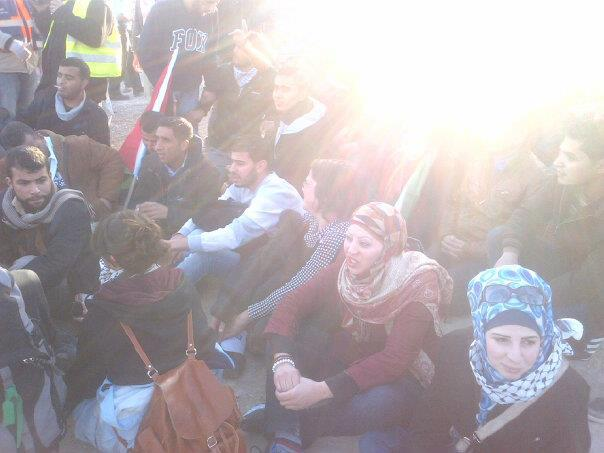 mass sit in