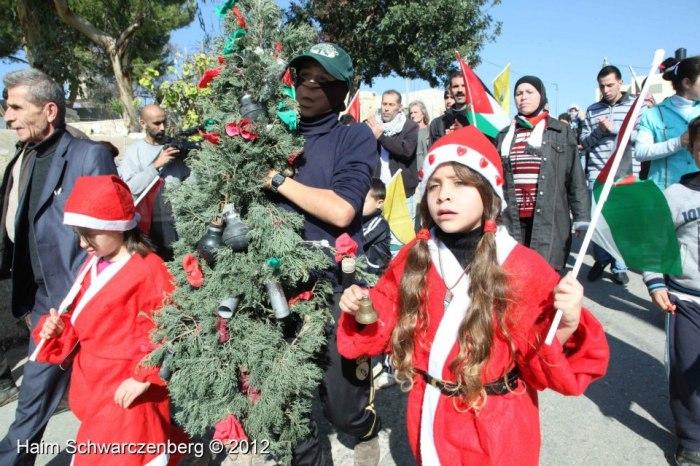 xmas nabsaleh2012