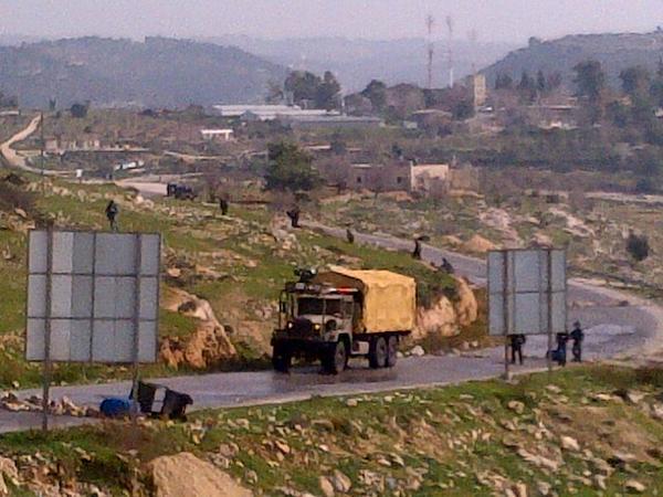 iof nabi saleh- tweet palestine
