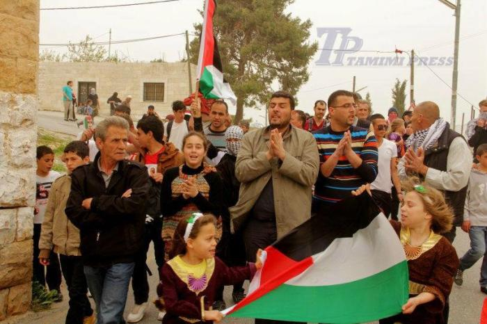 tamimi press start of rally