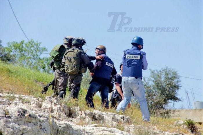 iof harassing press - tamimi press
