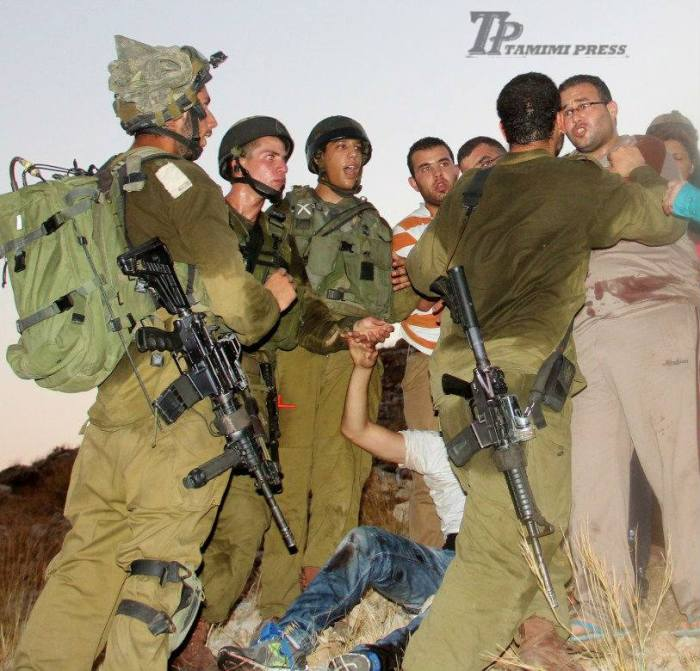 soldiers mahmoud