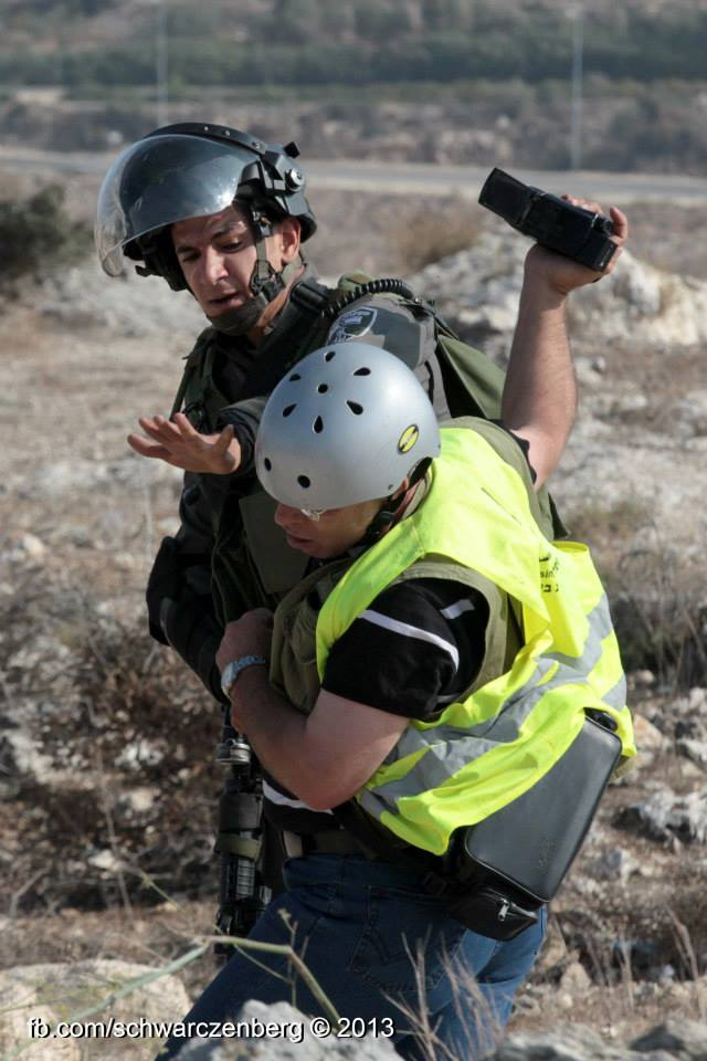 unarmed demonstrations | Nabi Saleh Solidarity