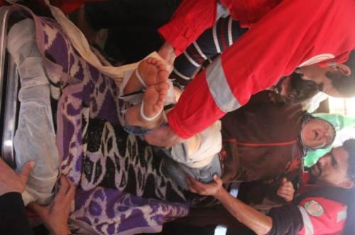 manal injured