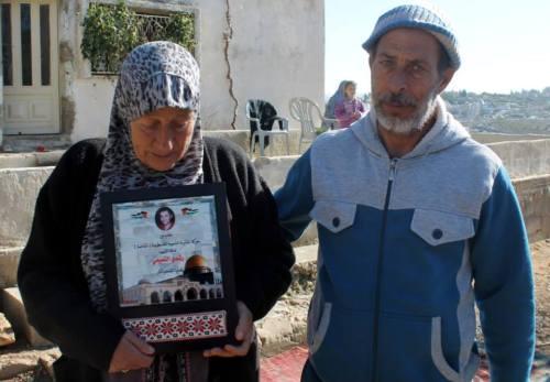 mustafa's parents