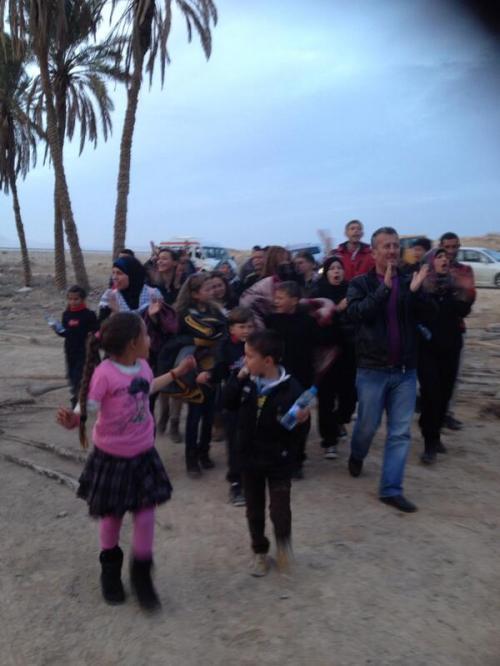 nabi saleh arrive - diana alzeer