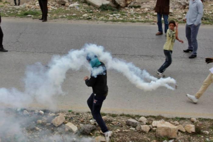 teargas - pscc