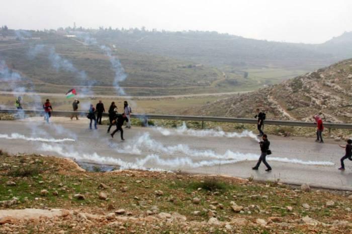 teargas road - pscc