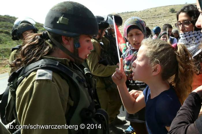 haim  soldier and marah