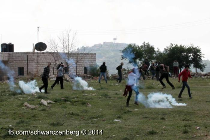 haim - village teargas