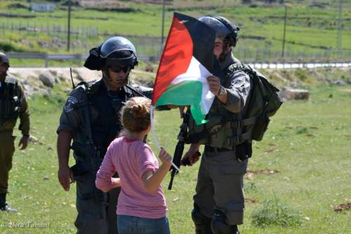 tamimi - ahd and flag