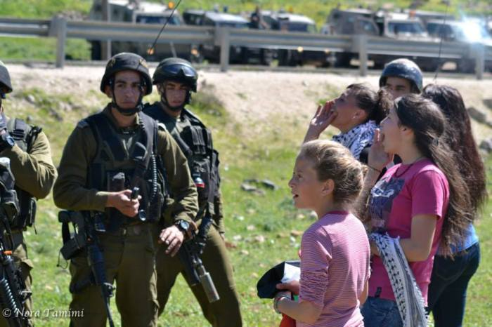 tamimi -iof and girls